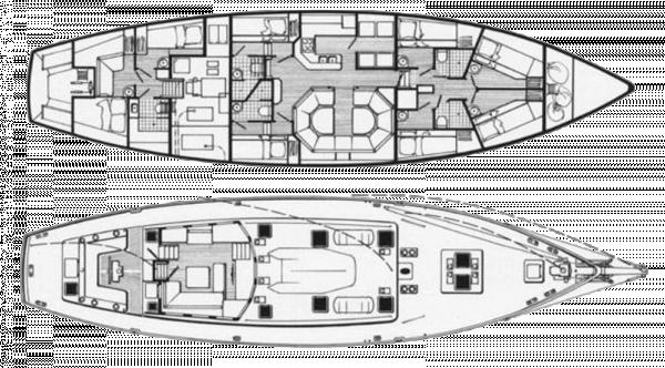 Floorplan of Fantastiko